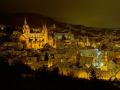 Altstadt Heppenheim Winter-Panorama 01